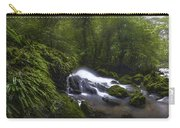 Rainforest Riverflow Scene Carry-all Pouch