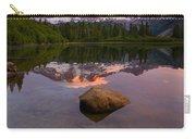 Rainier Dawn Breaking Carry-all Pouch