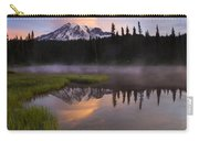 Rainier Lenticular Sunrise Carry-all Pouch