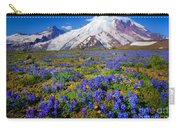 Rainier Lupines Carry-all Pouch