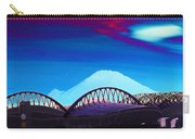 Rainier Over Sodo Carry-all Pouch