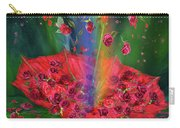 Raining Roses 2 Carry-all Pouch