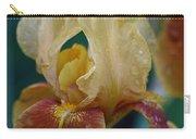 Rainy Iris Carry-all Pouch