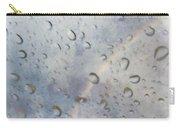 Rainy Rainbow Carry-all Pouch