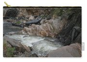 Rainy Rocky Rapids Carry-all Pouch