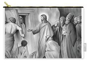 Raising Lazarus Carry-all Pouch