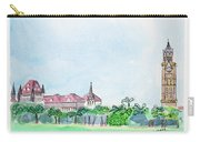 Rajabai Clock Tower And Bombay High Court Carry-all Pouch