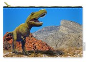 Rajasaurus In The Desert Carry-all Pouch