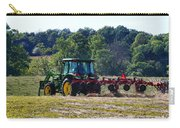 Raking The Hay Carry-all Pouch