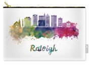 Raleigh V2 Skyline In Watercolor Carry-all Pouch