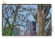 Raleigh - View From Chavis Park Carry-all Pouch
