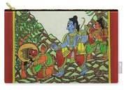 Ram Hanuman Milan Carry-all Pouch