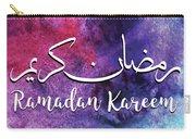 Ramadan Kareem Carry-all Pouch