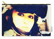 Ramadi Selfie Carry-all Pouch by Michelle Dallocchio