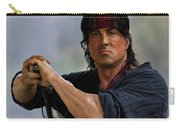 Rambo Sylvester Stallone Carry-all Pouch