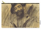 Ramon Casas - Mnac- Eliseu Meifren Carry-all Pouch