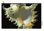 Rams Horn Seashell Murex Ramosus Carry-all Pouch