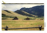 Ranch Along Tom Miner Road Carry-all Pouch