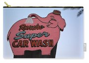 Rancho Super Car Wash  Carry-all Pouch
