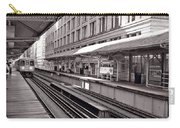 Randolph Street Station Chicago Carry-all Pouch