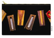 Random Letters Forming The Word Joyous Carry-all Pouch