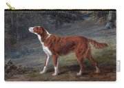 Ranger A Setter The Property Of Elizabeth Gray Carry-all Pouch