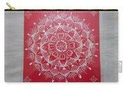 Rangoli Mandala Carry-all Pouch