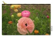Ranunculus 4 Carry-all Pouch