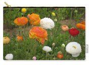 Ranunculus 5 Carry-all Pouch