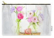 Ranunculus In Window Carry-all Pouch