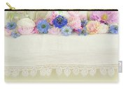Ranunculus With Love In A Mist Carry-all Pouch