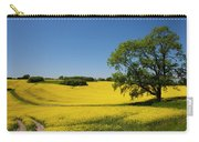 Rapeseed Field,west Sussex, England  Carry-all Pouch