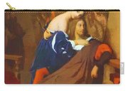 Raphael And Fornarina 1840 Carry-all Pouch