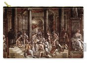 Raphael The Baptism Of Constantine Carry-all Pouch