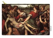 Raphael The Entombment Carry-all Pouch