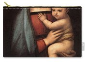 Raphael The Granduca Madonna Carry-all Pouch