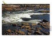 Rapids And Rocks Carry-all Pouch