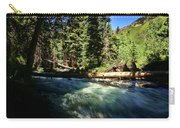Rapids Near Maroon Bells Carry-all Pouch
