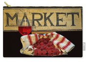 Raspberries At The Market Carry-all Pouch