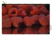 Raspberries Carry-all Pouch