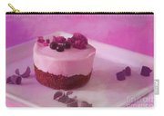 Raspberry Cheesecake Carry-all Pouch