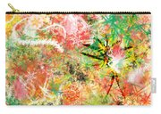 Rasta Flowers Carry-all Pouch