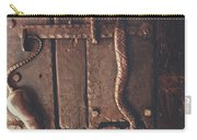 Rat And Snake Carry-all Pouch