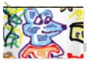 Rat Doodle Carry-all Pouch