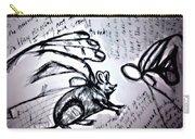 Rato De Fino Trato Carry-all Pouch