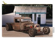 Raunchy Rat Rod Pickup Carry-all Pouch