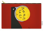 Raven Elk Moon  -013 Carry-all Pouch