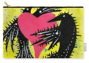 Raven Love Carry-all Pouch