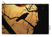 Raven Moon Carry-all Pouch by Bill Cannon