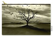 Raven Valley Carry-all Pouch by Jacky Gerritsen